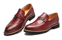 leather shoes italian men - Spanish Men Casual Shoes High Quality Men Casual Shoes Italian Men Patent Leather Shoes