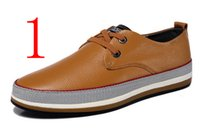 Wholesale Men s casual shoes warm shoes Leather shoes Winter shoes Including DHL shipping
