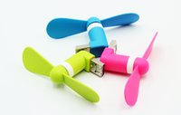 Wholesale 2015 NEW Android pin8 Fan Apple iphone s p Fan Multi function USB MINI Portable Fan For Android Smart Phone Port Laptop Desktop