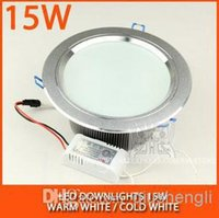 1w - W W light High power led downlights Warm white cold white AC85 V