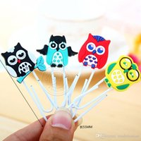 Wholesale Happy Garden Trojan Cartoon Paper Clip Creative Bookmarks Stationery Supplies New Hot Sell Creative Fashion Shipping From China