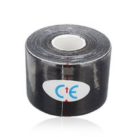Wholesale IMC Roll Muscles Care Fitness Athletic Health Tape M CM Black order lt no track