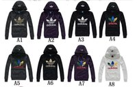 Wholesale Hoodies Sweatshirts new Brand fashion sport Active Coats Jackets Hoody Hoodies Sweatshirts For Men Women Size S XL