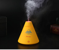 nebulizer ultrasonic - Ultrasonic Humidifier Mute Home Air Humidifier Changing Color LED Lights Aroma Diffuser Nebulizer Electric Aromatherapy Essential
