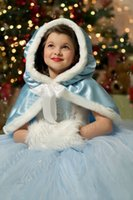 Cheap 20pcs 2015 New arrival Frozen Elsa Anna princess dress + cloak Costume girls party cosplay dresses kids christmas clothes garment