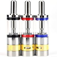 big electronic control - Evod twist atomzier M16 Electronic Cigarettes atomizer Low resistance ml thread Airflow control max vapor Big tank DHL free