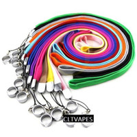 Wholesale Fashionable e cigarette ego necklace evod lanyard necklace ego ring clip necklace of E cig from goodmemory