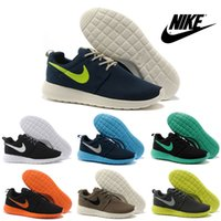 tennis shoes - Nike Roshe Run Men s Running Shoes Original Mens Running shoes Cheap Best Tennis Jogging Shoes Lightweight Breathable Shoes Sports Shoe
