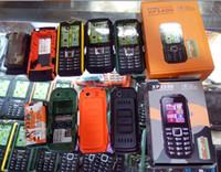 Cheap XP3330 Dual SIM card mobile Phone Quad Band keyboard 12000 mAh Power Bank Cheap phones