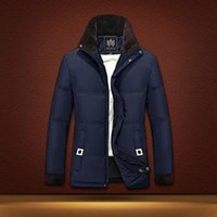 Wholesale brand new fashion mens high quality winter thicken jacket men waterproof windproof coat jackets plus size casual outerwear