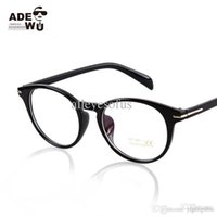 Wholesale Cute Round Girl s Eye Glasses Metal Spectacle Frame silhouette Eyewear armacao de oculos feminino with no degree