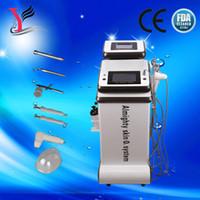 Wholesale 2015 Professional water oxygen rejuvenation machine salon spa beauty machine oxygen jet facial machines