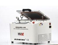 "Cheap Brand New 5-in-1 12"" Vacuum OCA Laminating Machine Built-in Pump and Compressor No Bubbles"