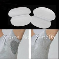 Wholesale 6pcs Underarm Absorbing Sweat Deodorant Armpit Anti Perspiration Pads Portable pads For Summer Ordour