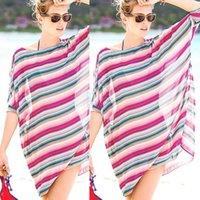 beach cover up tunic - Summer Women Dress Beach Tunic Bathing Suit Cover Ups Bikini Cover Up Women Swimwear Plus Size Swimsuit Cover Up Robe De Plage