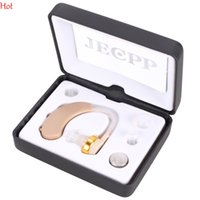 Wholesale Best Digital Amplifier Tone Hearing Aids Aid Behind Ear Voice Sound Amplifier Adjustable Cheap Hearing Aids SV028828