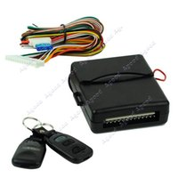 Wholesale New Keyless Entry System Universal Car Kit Remote Control Central Door Lock Locking