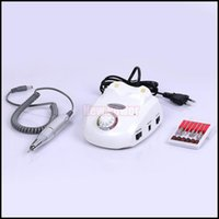 beauty drilling machines - Hot selling nail beauty salon professional white electric nail drill machine