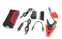 12v battery car - Reality mAh V Car Jump Starter Higt power capacity battery Booster Start Emergency Battery Pack Engine Booster Power Bank