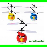 Wholesale Classic toys for children gift flashlight rc helicopter Children gifts remote control aircraft Magic UFO DHL