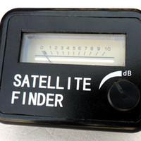 Wholesale 1Pc Hot Sale Digital Satellite Finder Meter FTA LNB DIRECTV Signal Pointer SATV Satellite TV Receiver ToolHot New Arrival