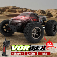 Wholesale Hot Big RC Car G Scale KM RC RTR Brushed Monster Truck Off road Car RTR GHz