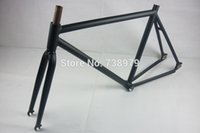 aluminum track frameset - cm Super Light cycling Track Bike Frame Frameset Road racing bicycle used alloy aluminum Fixie Fixed Gear Bicycle parts