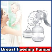 baby feeding milk with mother - Feeding Tool For Mother Manual Milk Breast Pump with Good Quality and Unique Massage Cushion with Soft Texture Baby Care Product