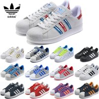 shoes size 5 women - Adidas Originals Superstar New Casual Shoes For Men Women High Quality Cheap Skate Shoes Fashion Classic Lovers Sneakers Size