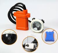mining cap lamp - Lithium Battery LED Miner s Light CE Exs I certification IP67 Mining Cap Lamp KL5LM
