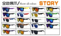 Wholesale Fashion Designer Sunglasses KEN BLOCK HELM Cycling Sports Sunglasses Outdoor Sun glasses New Black Skin OPTIC HELM Ken Block Sunglasses