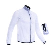 Wholesale ycling Jerseys Spring and summer outdoor sports Wind Coat Windproof Windcoat UV skin coat thin breathable sunscreen clothing long male fe