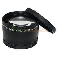 Wholesale TELE Telephoto mm x LENS For Digital Camera retail
