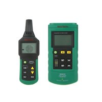 advance dc - MASTECH MS6818 High Sensitivity Advanced V AC DC Wire Tracker Cable Locator W Flashlight LCD Backlight H12521