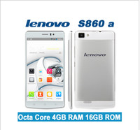 t-mobile cell phones - Cheap Octa Core Lenovo S860 t Android Phone quot FHD Screen IPS MTK6595 MP Mobile Phone G RAM G ROM G LTE GPS Cell Phone