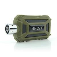 Lavatube Prix-ELVT Mod Modem mécanique e cigarette ecig 18650 <b>lavatube</b> vv ecig 2200mah e-lvt pour 510 ego atomiseur