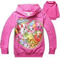 No brand age sweatshirts - new baby girls clothes Long sleeve autumn spring girl hoodies cute girl sweatshirts girl hooded jumper cotton outwear for age T