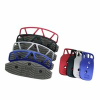Wholesale Racing OMP ALUMINUM PEDAL PAD COVER KIT AUTO TRANSMISSION AT PC