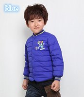 Wholesale The New Latest Children Down Jacket Tank The Children down ank The Thermal tank The Boy Girl s Garments