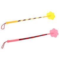 Wholesale Practical Paw Shape Design Pet Dog Cat Puppy Training Stick Random Color K5BO