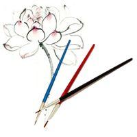 art brush strokes - High Quality Art Supplies Langhao Pen Stroke Oil Paints Watercolor Pens Crochet Strokes Brush Price