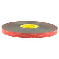 acrylic mounting - DHL SHIPPING mmX33M pack R M double side VHB acrylic black foam Tape Heavy Duty Mounting Tape