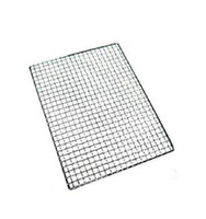 Wholesale Primitive BBQ Barbecue Tool Nonstick Stainless Steel Grilling Wire Mesh Oven Various sizes available Rectangle Shape Holes FS a940