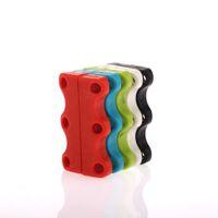 Wholesale 6 colors Zubits minimalist portable magnetic buckle Magnetic shoe closures Magnetic buckle new fashion z00542