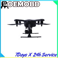 Wholesale Ghost Aerial Plus Four Rotor unmanned drones GPS Quadcopter Helicopter Android Version support smartphone app and a GoPro dvr