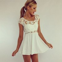 Cheap Cute White Bodycon Dresses | Free Shipping Cute White ...
