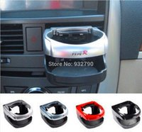 Wholesale Car Auto Vehicle Air Condition Hold Vent Plastic Drink Cup Bottle Can Holder Stand mm Inside Dia mm order lt no track