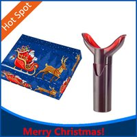 Wholesale NEW COMING Christmas Gift Lip pump Lip Enhancement kit to make a pauty lip