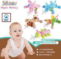 Wholesale BABY Pacifier ANIMAL STYLE food grade silicone material WITHOUT BPA AND WITHOUT lead and other harmful substances
