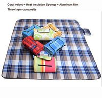 best camp mat - Best Quality Multiplayer Fold x2m Picnic Mat Outdoor Waterproof Aluminum Film Camping Mat